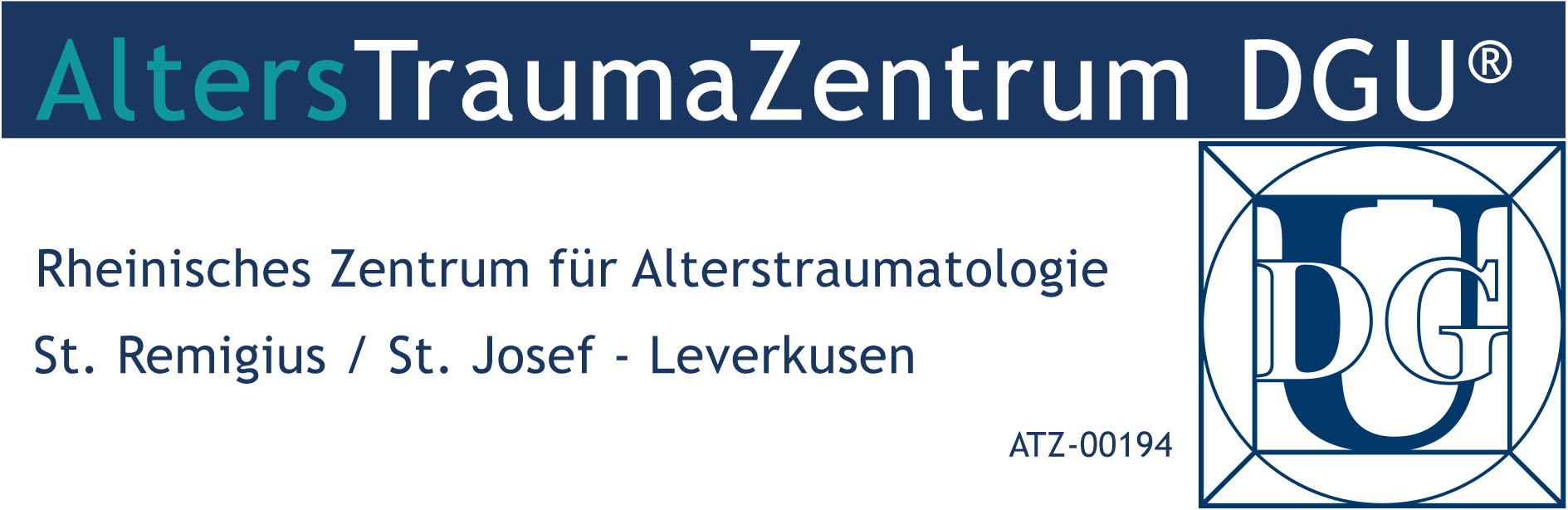 Logo Alterstraumazentrum DGU